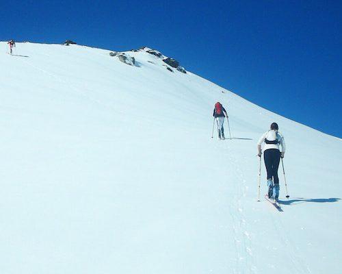 Escursioni con le ciaspole o sci alpinismo (2)